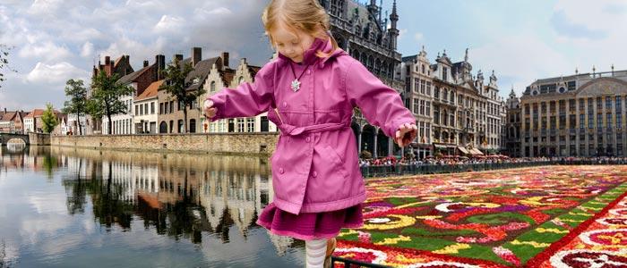 Au pair in Belgium