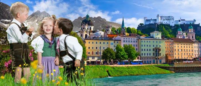 Au pair in Austria