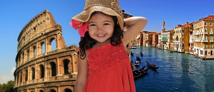 Au pair in Italy