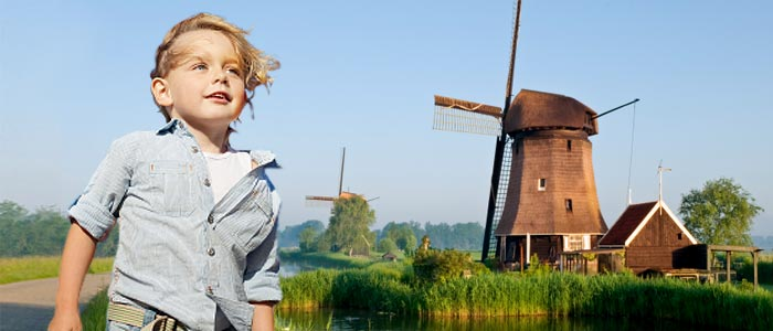 Au pair in the Netherlands