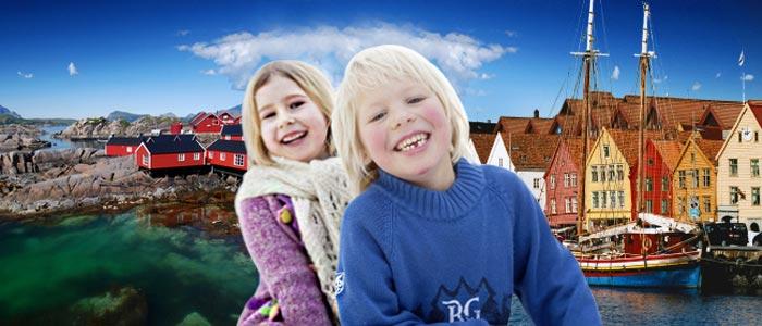 Au pair in Norway