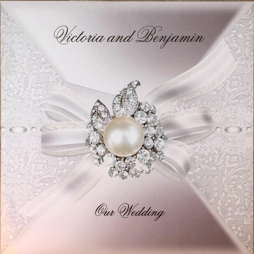 一封来自斯洛伐克的婚礼邀请函